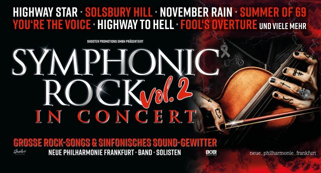 Symphonic Rock in Concert Vol.2