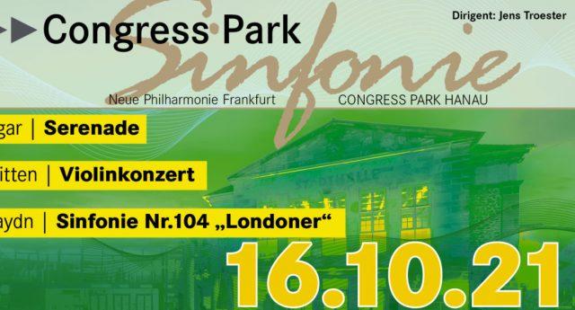 Congress Park Sinfonie 3. Konzert