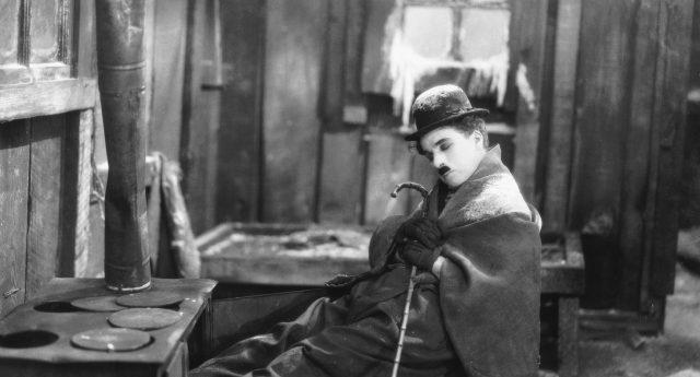 "Stummfilm-Konzert: Charlie Chaplin in ""The Gold Rush"""