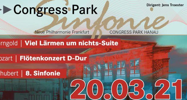 Congress Park Sinfonie 1. Konzert